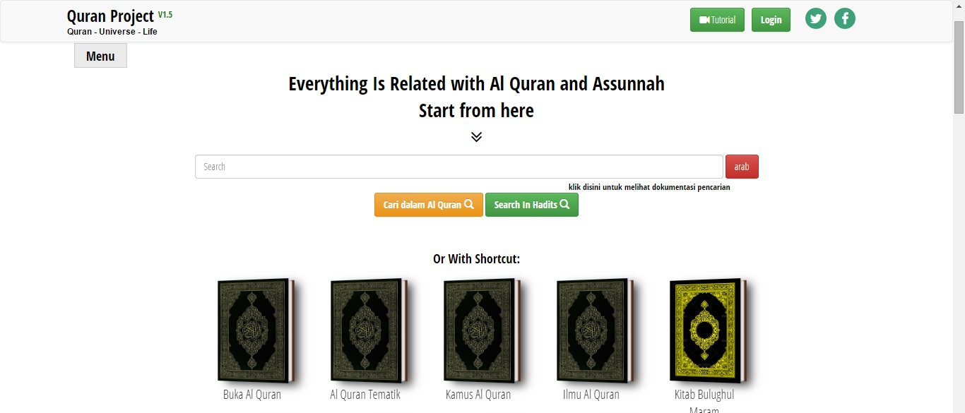 Quran Project Indonesia